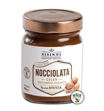 NOCICIOLATA - čokoládový krém s kúskami lieskových orechov 380g