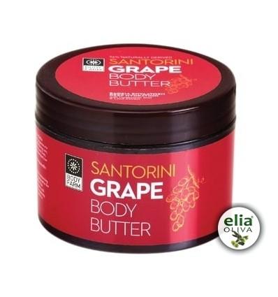 BF - Santorini grape telové maslo 200ml