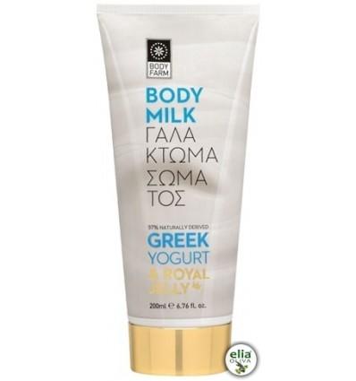 BF- Greek yogurt telové mlieko 200ml