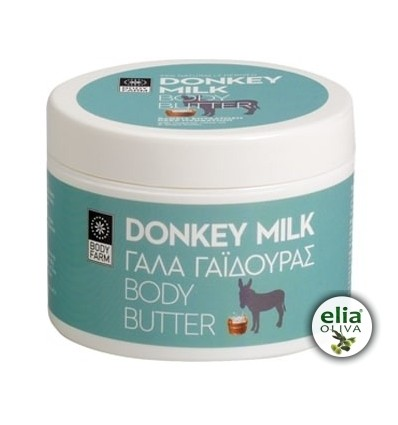 BF- Donkey milk telové maslo 200ml