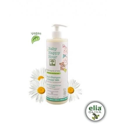 BS Šampón a sprchovacie mlieko pre deti 500ml