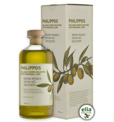 Philippos premium DELICATE extra p. o.o. 500ml