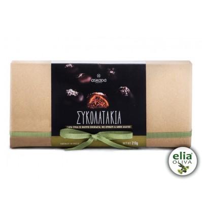 ASKADA - figy s tymiánom v čokoláde 210gr