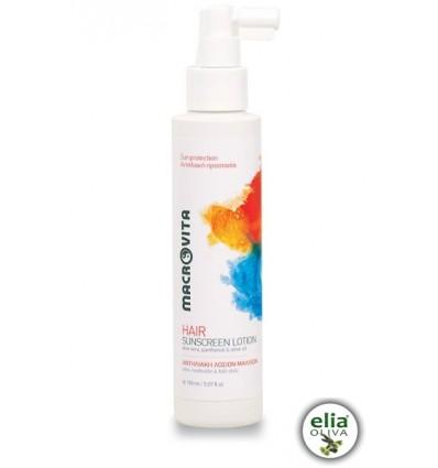 Hair sunscreen lotion MACROVITA