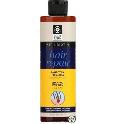 BF -Posilňujúci šampón pre mužov 250ml
