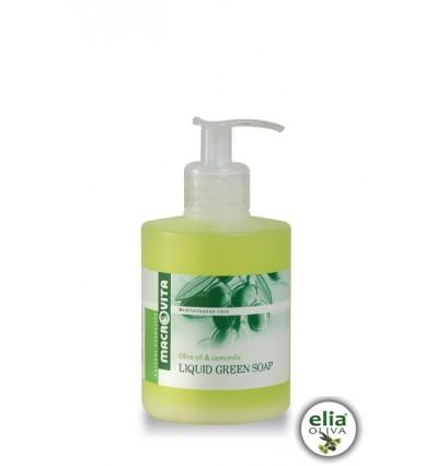 Macrovita - tekuté mydlo zelené 300ml