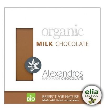 BIO čokoláda - mliečna 90gr