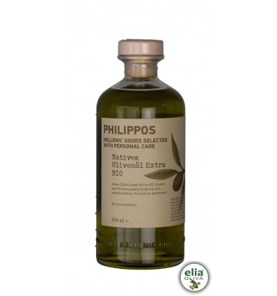 Phipippos BIO 500ml dark bottle